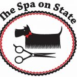 Spa on state logo