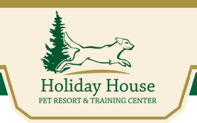 Holiday House Pet Resort logo