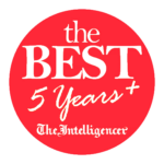 Intelligencer Best of 5+ years logo
